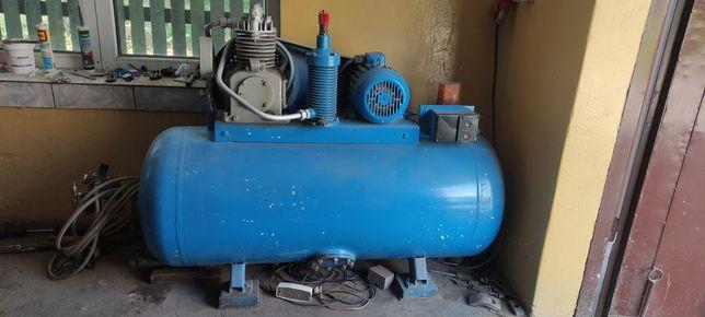 WAN Kompresor/ sprężarka / agregat 400L
