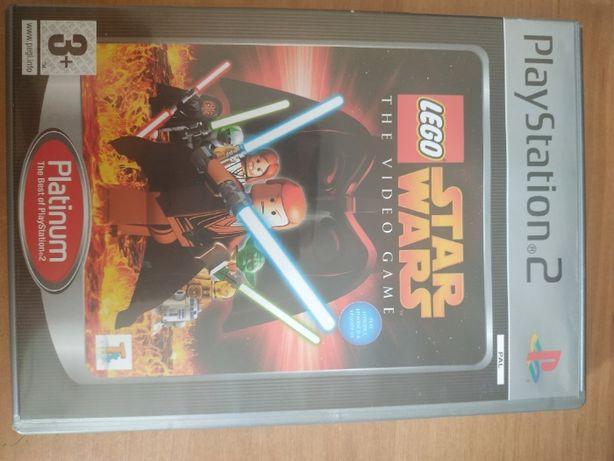 Gra Lego Star Wars na PS2