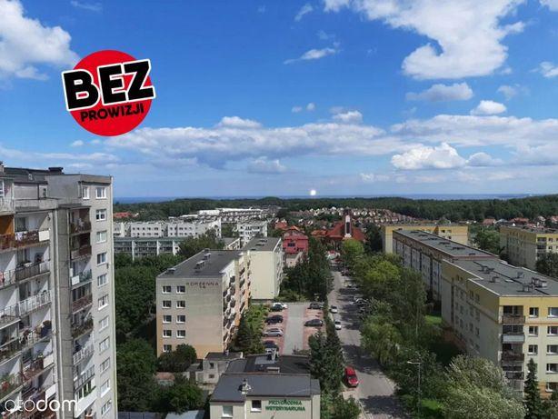 Mieszkanie na 11 piętrze z pięknym widokiem!