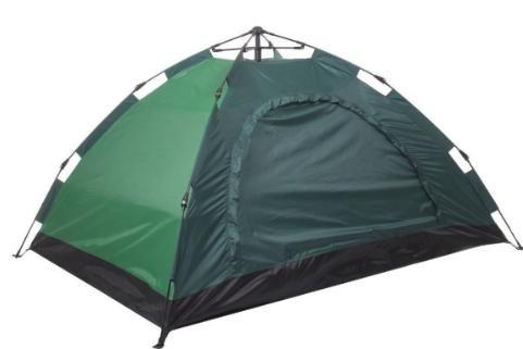 Автоматическая палатка / туристическая 6-ти местная 100% полиэстер