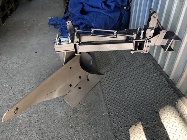 Плуг для мототрактора, мотоблока, та мінітрактора 1-но корпусний АКЦІЯ
