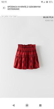 Spódnica dziewczęca Zara