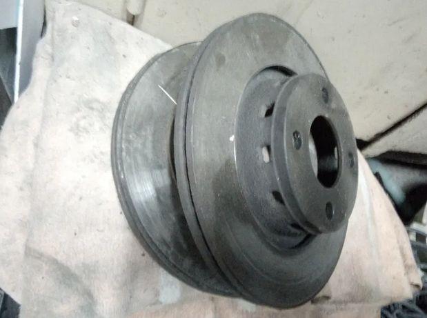 диски вентелируемые 280 диам супорта скобы ауди80 б4