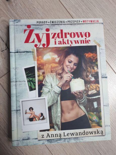 Żyj zdrowo i aktywnie Anna Lewandowska