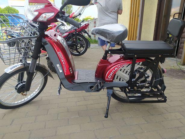Электрический велосипед СИЛАЧ