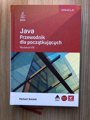 Java Przewodnik dla początkujących wydanie VIII Schildt Helion