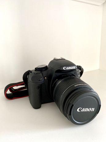 Canon EOS 500D prawie nieużywany