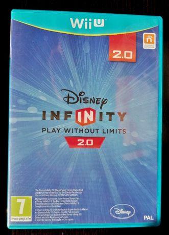 Disney Infinity 2.0 Wii U (COMO NOVO)