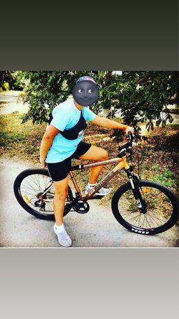 Велосипед горный crosser pioner
