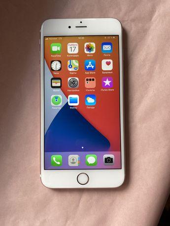 Iphone 6S Plus 64GB Rose Gold новая батарейка