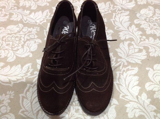 Sapatos castanhos 39