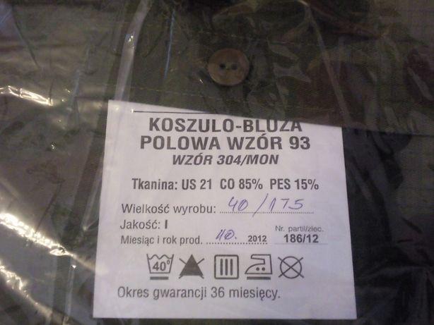 koszulo bluza polowa wz. 93 - 304 mon 40/175