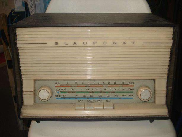 Radio Antigo Blaupunkt a funcionar