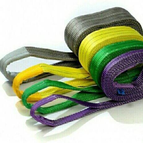Стропи текстильні від виробника