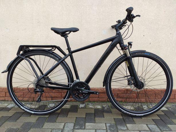 Топовый велосипед Cube Delhi Pro туринг городской из Германии