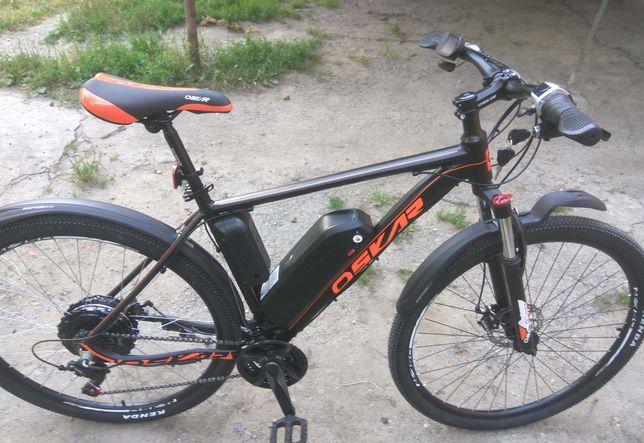Электровелосипед Найнер Oscar 29r 750W 48v 15Аh LCD