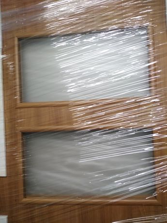 Drzwi pokojowe NOWE prawe szerokość 80 cm, Manhattan kolor Akacja