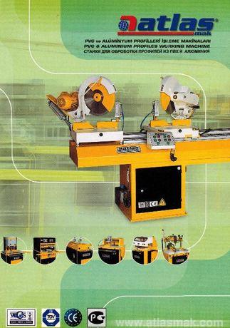 Продается автоматическая линия для производства м/пластиковых изделий