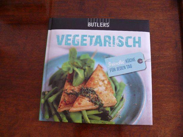 Wegetarianizm po niemiecku Vegetarisch Kochbuch