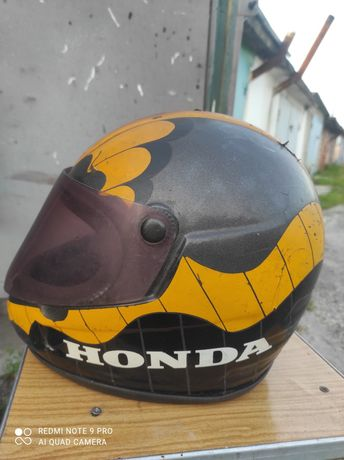 Шлем   мотоциклетный HONDA (Хонда)