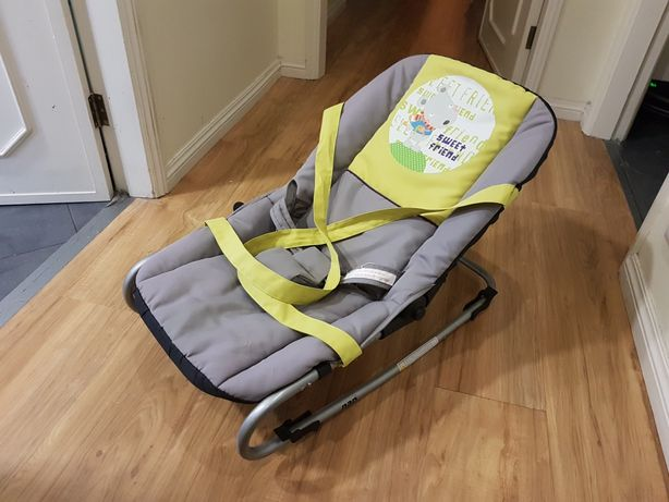 Cadeira baloiço bebé