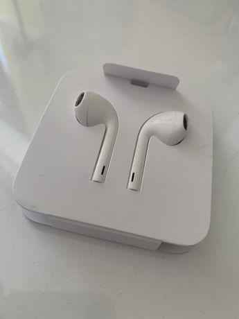 Słuchawki apple minijack