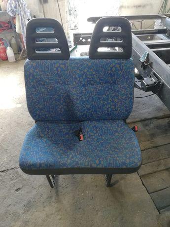 Kanapa/fotel iveco daily