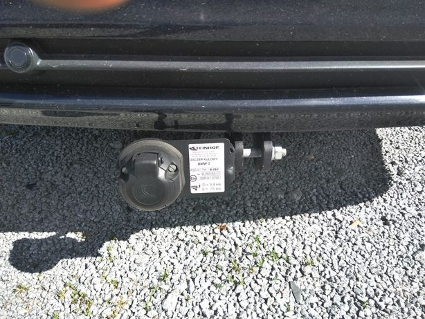 Gancho de reboque para carro BMW 320 D