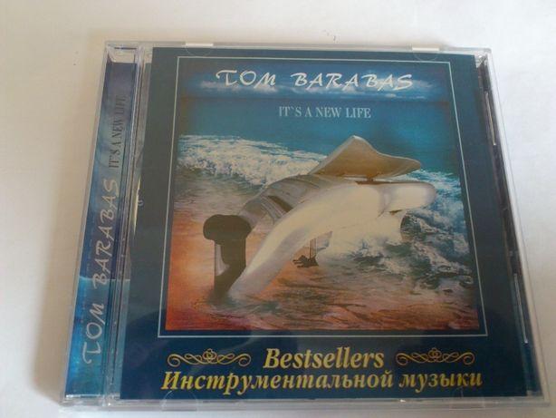 CD Tom Barabas It's a new life (1998)