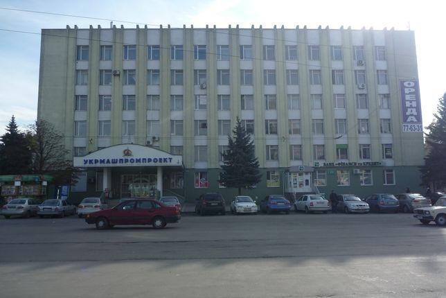 Оренда офісних приміщень, площа від 20 м2.