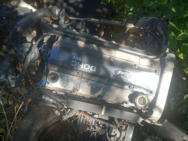 Двигатель форд гелекси 2.3