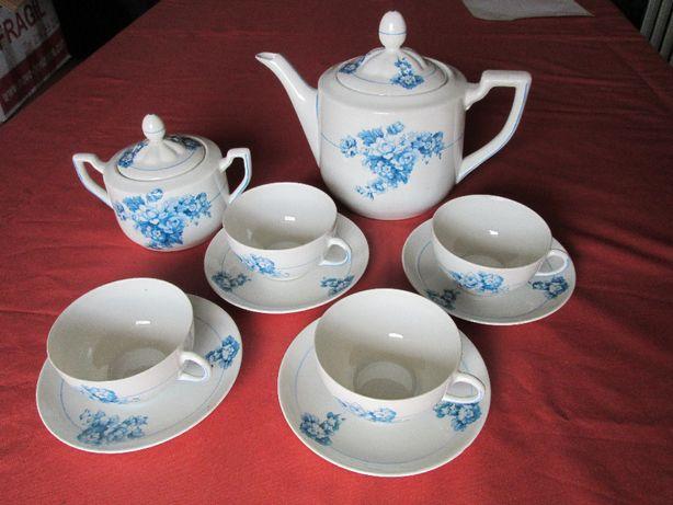 Serviço de Chá da Vista Alegre 1922/1947 - 4 pessoas