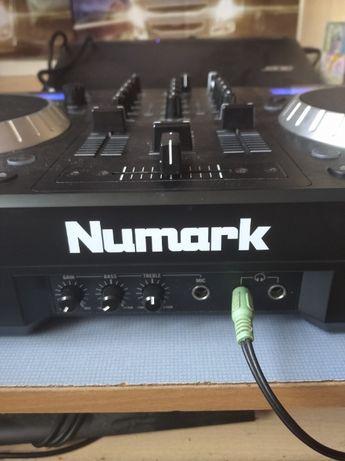 numark mixdeck express black case