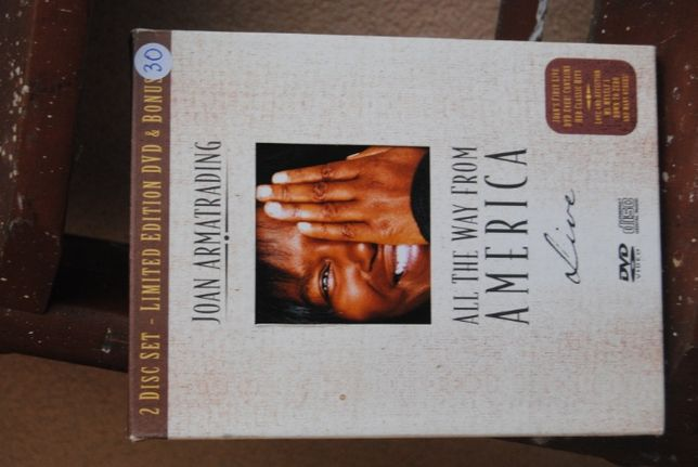 Joan Arrmatrading*All The Way From America/DVD