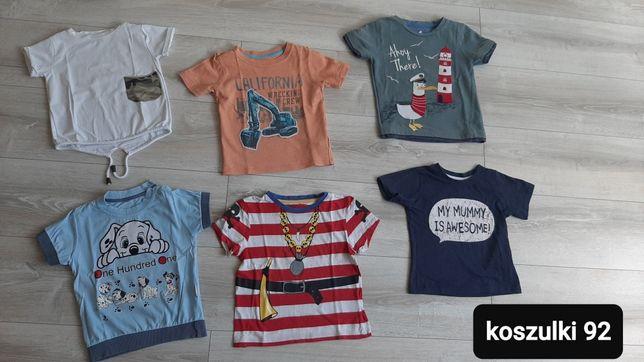 Koszulki na krótki rękaw 92