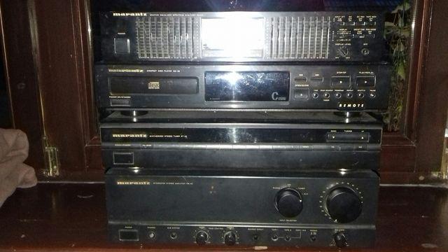 Marantz wieża audio