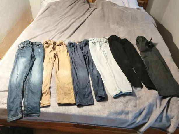 Spodnie dla chłopca 128 - 134