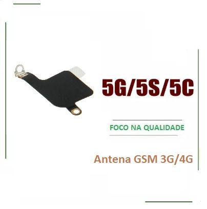 Flex da antena GSM - Rede 3G / 4G para Iphone 5 / 5S / 5C / SE