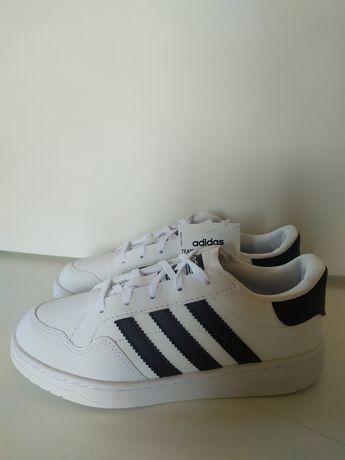 Buty sneakersy Adidas Team Court C EF6822 r.34 Nowe