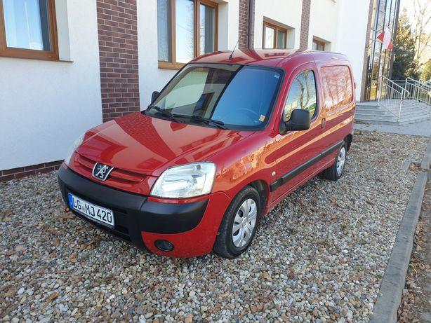 Peugeot Partner*2007r*1.6HDI*klima*mały przebieg*tempomat*
