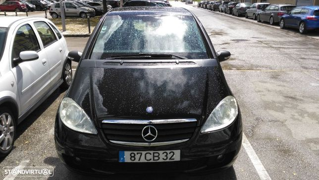 Mercedes-Benz A 160 Coupé CDi Classic