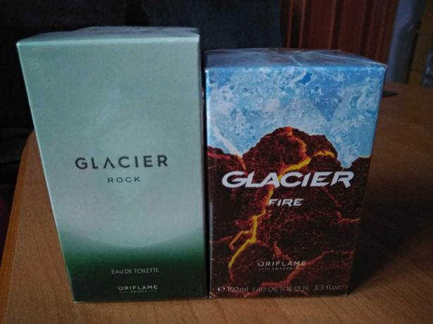 Męski perfum z serii Glacier - Oriflame