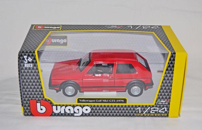Volkswagen Golf GTi (1979) - Burago 1/24
