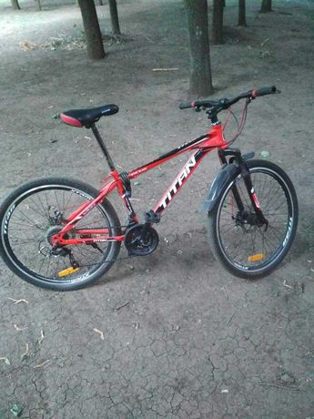 Велосипед, Titan Focus