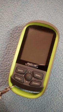 GPS geocaching magellan