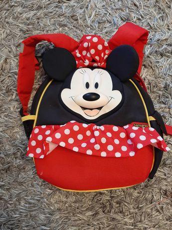 Plecak 3+ dla dziewczynki