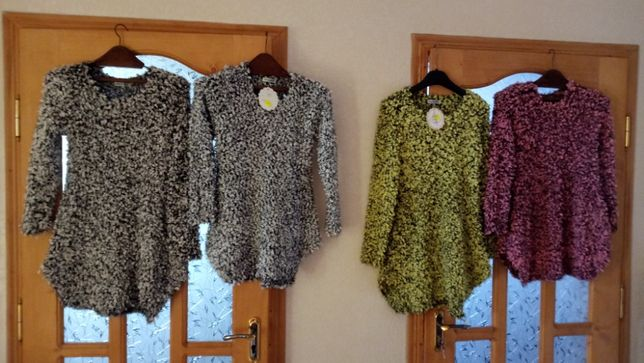 Туніка, светер, кофта, туника безрозмірна