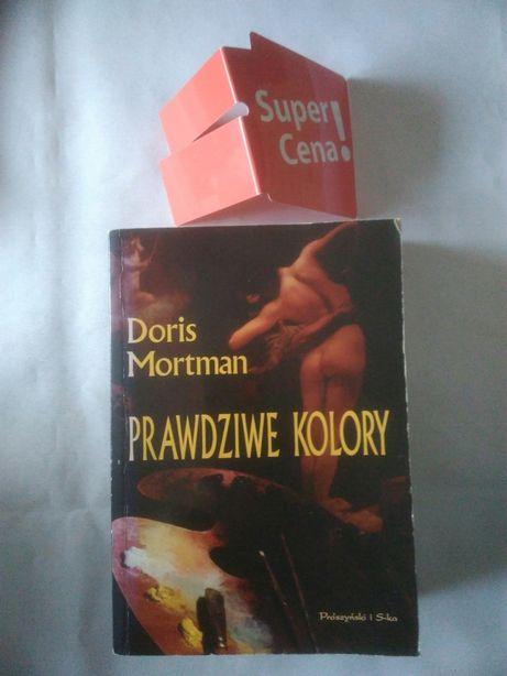 "książka ""prawdziwe kolory"" Doris Mortman"