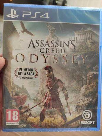 Assassins Creed Odyssey ps4 e Ps5 Novo SElado PlayStation 4 5