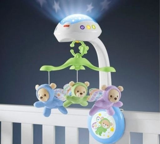 Karuzela Fisher Price